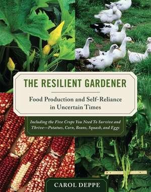 The Resilient Gardener imagine