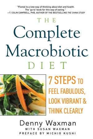 The Complete Macrobiotic Diet imagine
