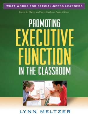 Promoting Executive Function in the Classroom imagine