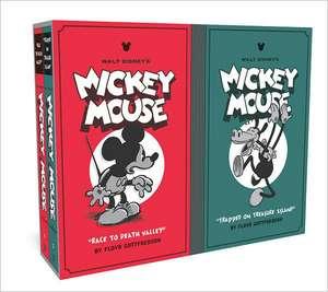 Walt Disneys Mickey Mouse Collectors Box Set
