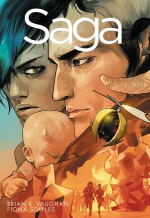 Saga Volume 1 de Brian K. Vaughan