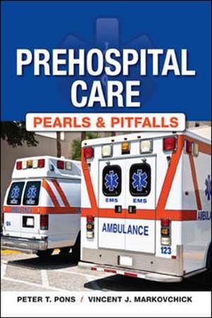 Markovchick, V: Pre-Hospital Care