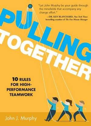 Pulling Together:  10 Rules for High-Performance Teamwork de John J. Murphy