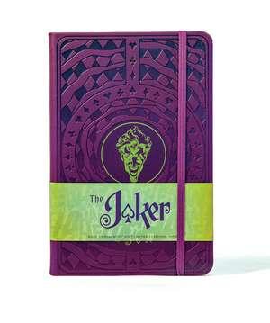 Joker Hardcover Ruled Journal