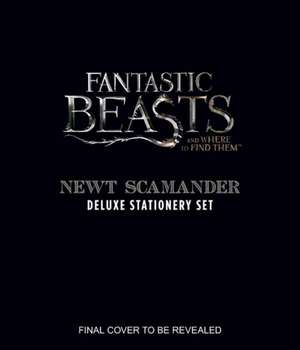 Fantastic Beasts and Where to Find Them Deluxe Stationery Set