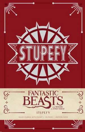 Fantastic Beasts and Where to Find Them Stupefy de INSIGHT EDITIONS