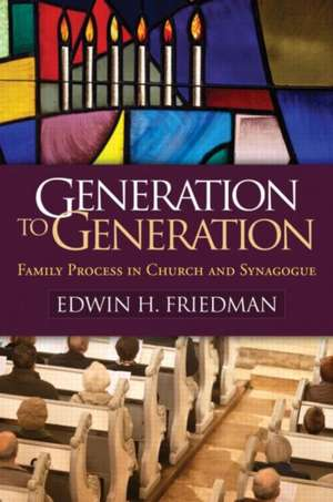 Generation to Generation imagine
