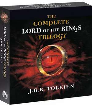 The Complete Lord of the Rings Trilogy de J. R. R. Tolkien