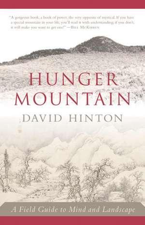 Hunger Mountain de David Hinton