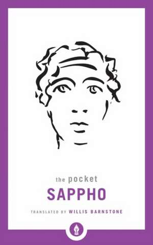 Pocket Sappho,The de Willis Barnstone