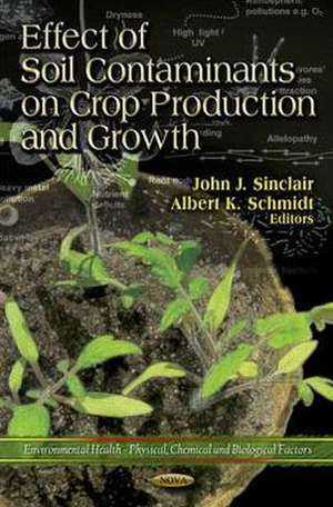 Effect of Soil Contaminants on Crop Production & Growth