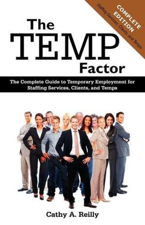The Temp Factor de Cathy A. Reilly