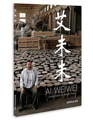 Ai Weiwei de Cristina Carrillo De Albornoz Fisac