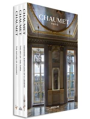 Chaumet 3 Volume Slipcased Set