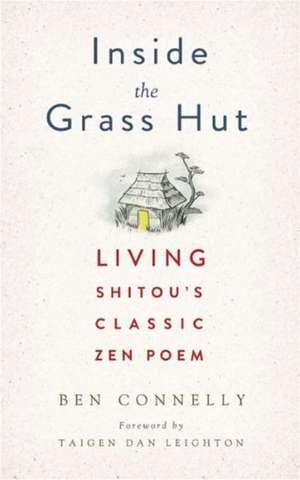 Inside the Grass Hut imagine