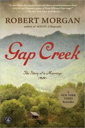 Gap Creek de Robert Morgan