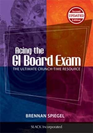 Acing the GI Board Exam