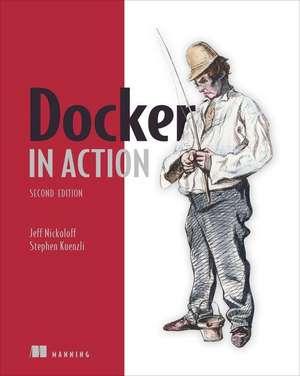 Docker in Action de Jeff Nickoloff
