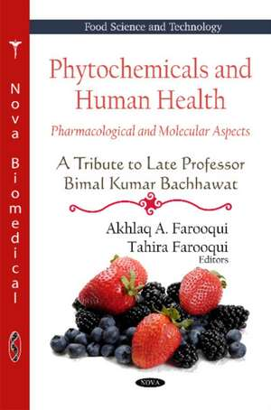 Phytochemicals & Human Health