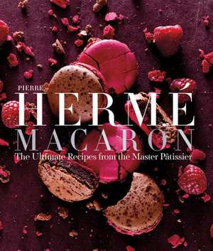 Pierre Herme Macarons:  The Ultimate Recipes from the Master Patissier de Pierre Herme