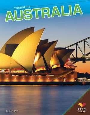 Australia de Ann Weil