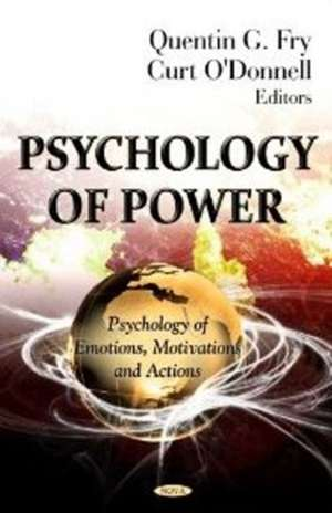 Psychology of Power