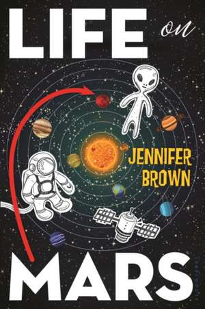Life on Mars de Jennifer Brown