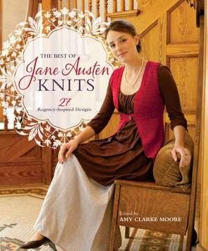 The Best of Jane Austen Knits de Amy Clarke Moore