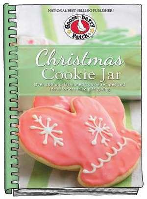 Christmas Cookie Jar de Gooseberry Patch