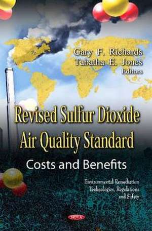 Revised Sulfur Dioxide Air Quality Standard