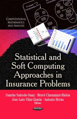 Statistical and Soft Computing Approaches in Insurance Problems imagine