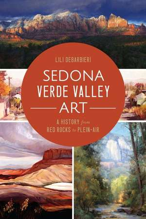 Sedona Verde Valley Art