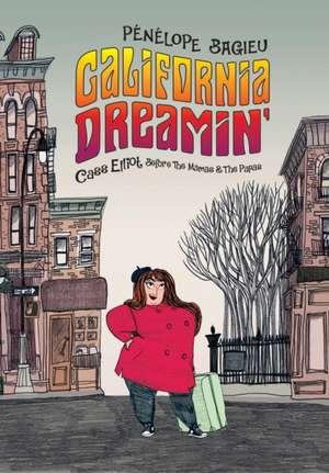 California Dreamin de Penelope Bagieu