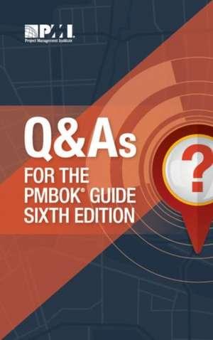 Q & A's for the PMBOK guide de Frank T. Anbari