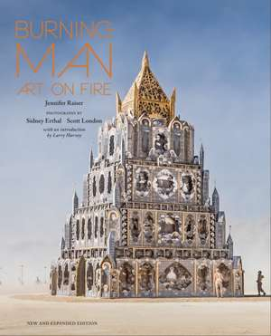 Burning Man de Jennifer Raiser