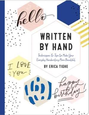 Written by Hand imagine