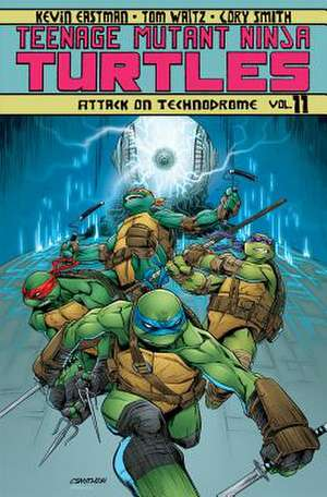 Teenage Mutant Ninja Turtles Volume 11