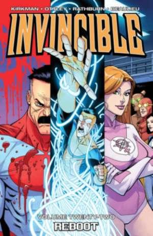 Invincible Volume 22: Reboot de Robert Kirkman