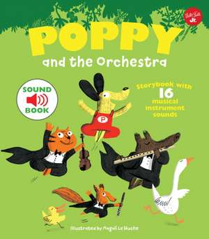 Poppy and the Orchestra imagine