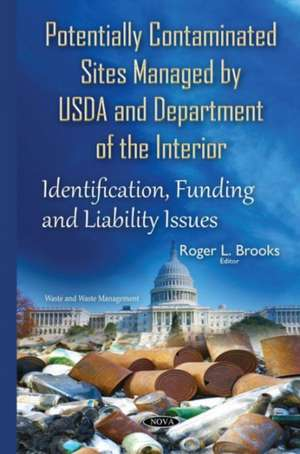 Potentially Contaminated Sites Managed by USDA & Department of the Interior imagine