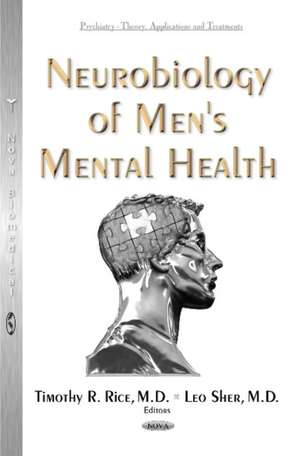 Neurobiology of Men's Mental Health
