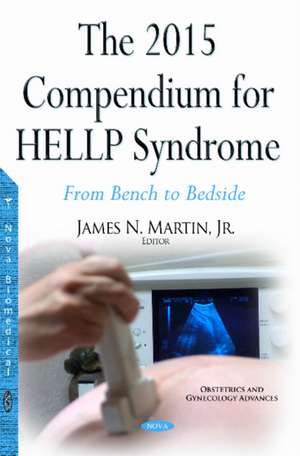 2015 Compendium for HELLP Syndrome imagine