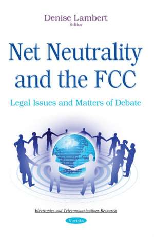Net Neutrality & the FCC imagine