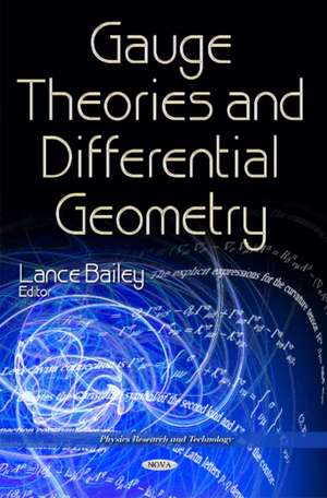 Gauge Theories & Differential Geometry imagine