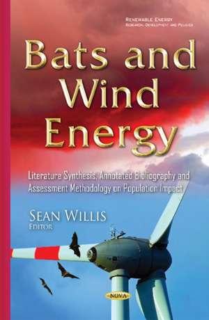 Bats & Wind Energy imagine