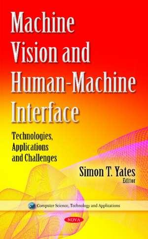 Machine Vision & Human-Machine Interface imagine