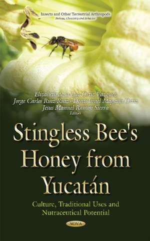 Stingless Bee Honeys from Yucatn