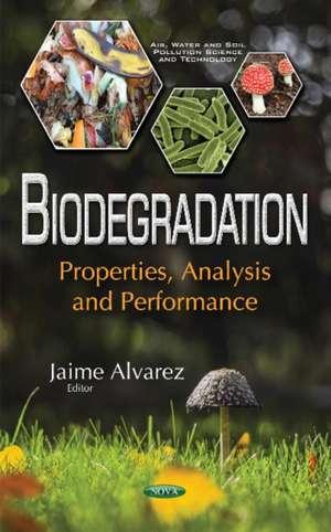 Biodegradation imagine