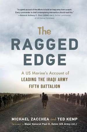 The Ragged Edge de Michael Zacchea