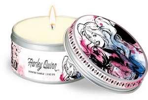 Lumanare parfumata Harley Quinn - Vanilie imagine